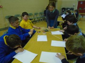 P7 engineers of the future!