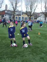 International Women's Day- Soccer Camp!