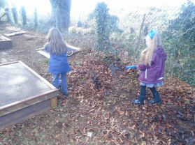 Play Based Learning Outdoors