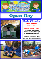 Open Morning and Evening.